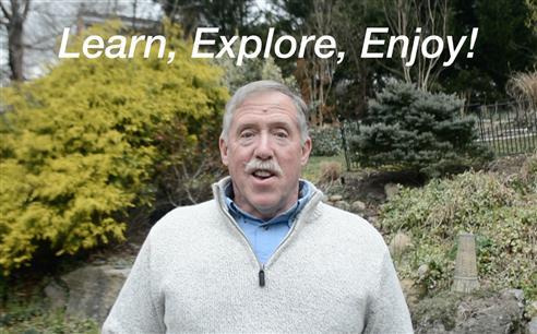Learn, Explore, Enjoy!
