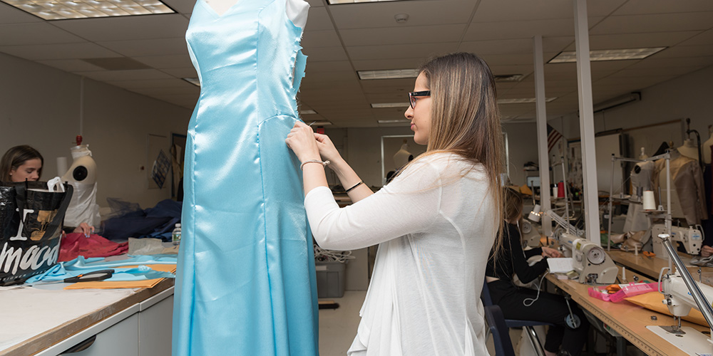 Courses Fashion Design Technology And Merchandising