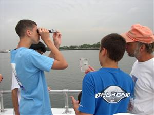 marine biology boat program