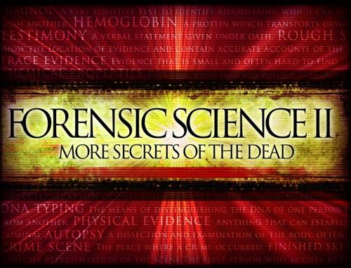 Forensic Science II