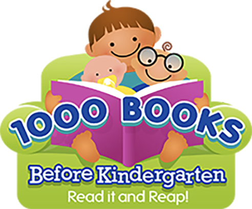 1000 Books Before K: Nat'l Program is a hit on Long Island