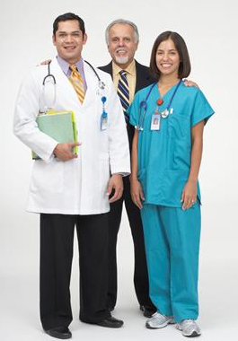 Physician, Director and Nurse