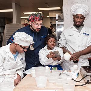 Culinary Arts / Culinary Arts Skills Logo