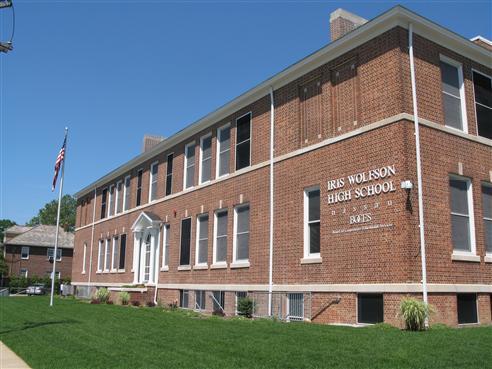 Iris Wolfson High School
