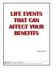 Life Events That Can Affect Your Benefits