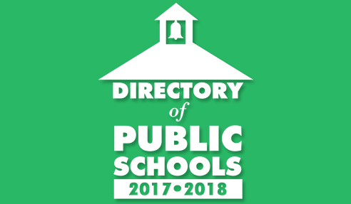 Directory of Public Schools graphic
