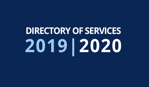 2019-2020 Directory of Services