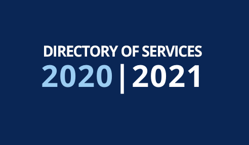 2020-2021 Directory of Services