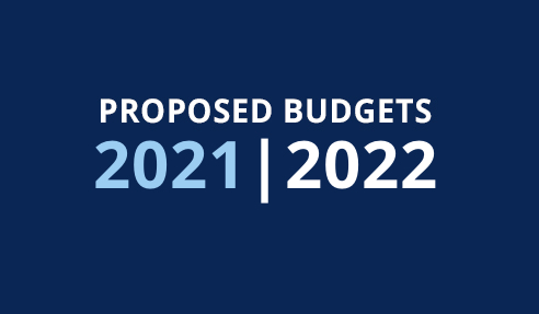 2021-2022 Proposed Budgets
