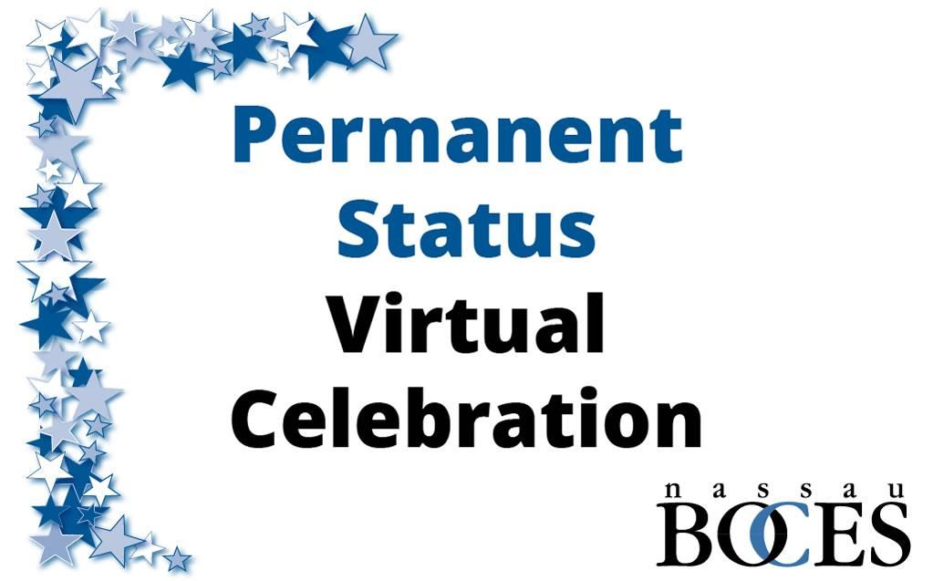 Congratulations to all the employees who have achieved Permanent Status
