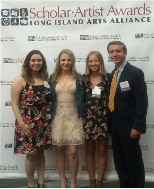 Long Island High School for the Arts students named Scholar Artists