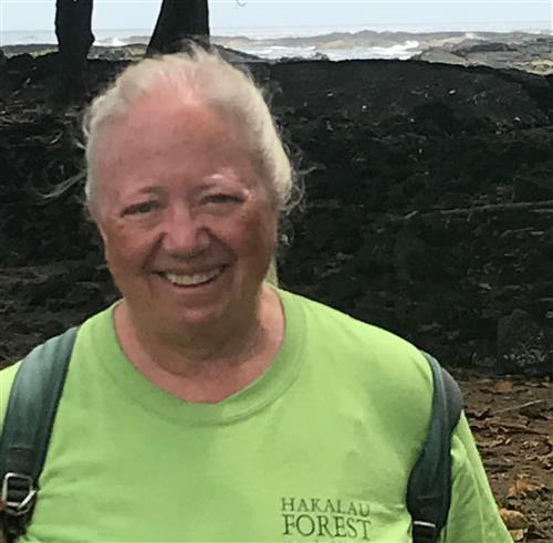 Nassau BOCES Naturalist Sharon Kennelty-Cohen studied in Hawai'i for master's degree