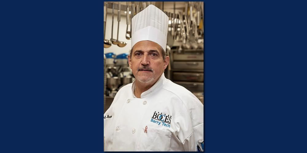 Nassau BOCES Barry Tech appoints professional pastry chef alum to faculty
