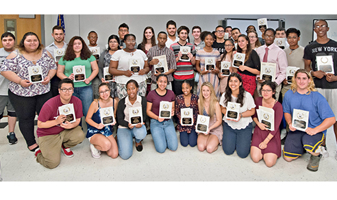 Barry Tech scholarship winners