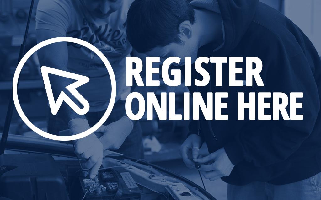Career Training; Register for Adult Education classes