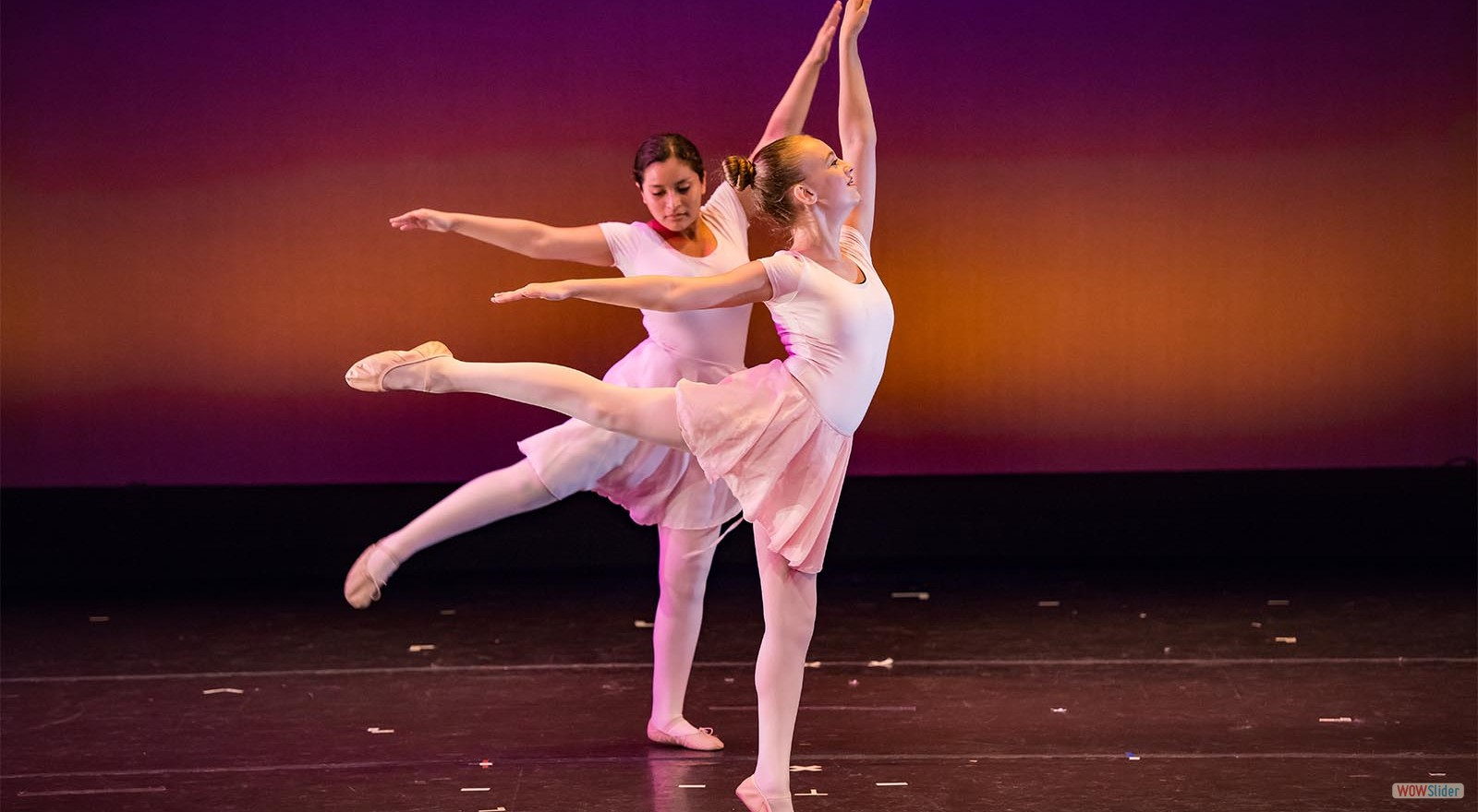 DANCE: ballet, modern, jazz and tap
