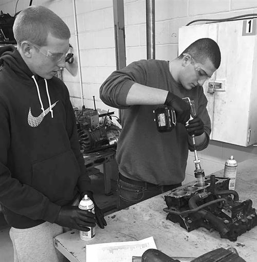 Courses Powersports and Small Engine Repair – Small Engine Repair Albany Ny