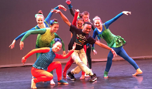 LIHSA students perform at the Tilles Center